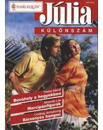 Búvóhely a hegyekben - Marcipánfigurák - Bársonyos hangon 2001/5.