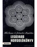 Legújabb horgolókönyv 1961.