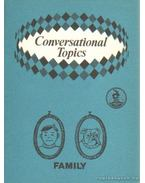 Conversational Topics - Family