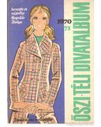 Őszi-téli divatalbum 1970-71.