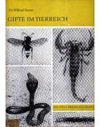 Gifte im Tierreich (Mérgek az állatvilágban)