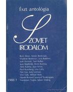 Szovjet irodalom 1988/1