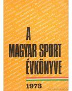 A magyar sport évkönyve 1973.