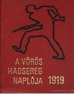 A Vörös Hadsereg naplója 1919. (mini)