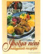 Ibolya néni válogatott receptjei