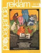 Propaganda Reklám 80/4