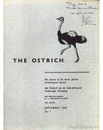 The Ostrich Vol. XXXVII. No.3. 1966 (A strucc 37 évf. 3. szám 1966)