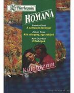 A szerelem ösvényei - Két vőlegény, egy esküvő - Érted égek 1997/5 Romana