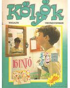 Kölyök magazin 1987. november