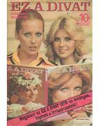 Ez a divat 1977. 30. évfolyam 10. szám