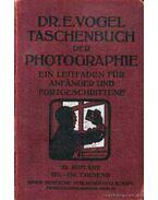 Taschenbuch der Photographie (a fényképezés zsebkönyve)