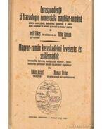 Magyar-román kereskedelmi levelezés és szólásmódok