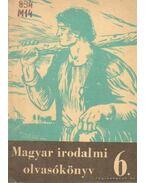Magyar irodalmi olvasókönyv 6.