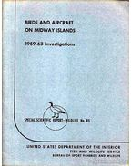 Birds and Aircraft on Midway Islands - 1959-63 Investigations