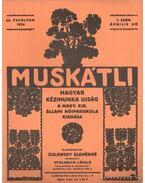 Muskátli 1934. április 7. szám