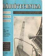 Rádiótechnika 1966. (teljes évfolyam)