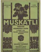 Muskátli 1933. április 7. szám (hiányos)