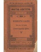 Kossuth Lajos 1848. julius 11-iki beszéde