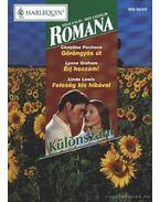 Romana. Göröngyös út - Érj hozzám - Feleség kis hibával 1999/2. Romana különszám
