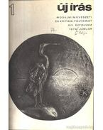 Új Írás 1974. 1-12. szám (I-II. kötetben)