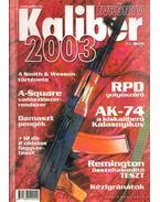 Kaliber Évkönyv 2003.