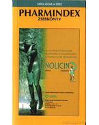 Pharmindex zsebkönyv Urológia 2002.