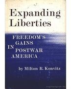 Expanding Liberties