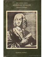 Antonio Vivaldi életének krónikája