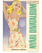 Nyári divatalbum 1970.