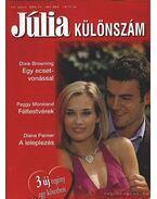 Egy ecsetvonással - Féltestvérek - A leleplezés /Júlia különszám /17.kötet