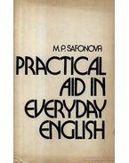 Practical aid in everyday english (Praktikus segítség a mindennapi angolhoz)