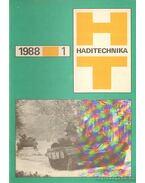 Haditechnika 1988. (XXII. évfolyam)