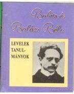 Babits és Balázs Béla (Babits-ról) (mini)