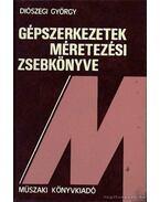 Gépszerkezetek méretezési zsebkönyve