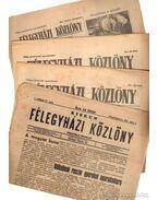 Félegyházi közlöny 1939., 1963. 1964 (4 szám)