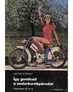 Így gondozd a motorkerékpárodat - Törpemotorok 50 cm3-ig