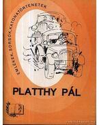 Platthy Pál