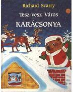 Tesz-vesz Város karácsonya