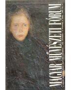 Magyar Művészeti Fórum 1998. december 2. szám