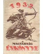 A magyarság évkönyve 1932.