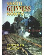 Vasúti Guinness könyv
