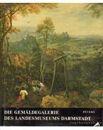 Die Gemaldegalerie des Landesmuseums Darmstadt