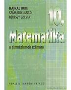 Matematika a gimnáziumok számára 10.