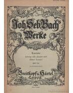 Schweigt stille, plaudert nicht - Kantate BWV 211