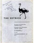 The Ostrich Vol. XXXV. No. 4. 1964 (A strucc 35. évf. 4. szám 1964)