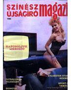 Színész Újságíró Magazin 1986