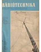 Rádiótechnika 1963. évfolyam (teljes)