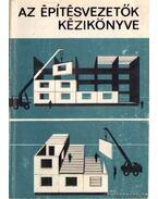 Az építésvezetők kézikönyve