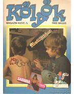 Kölyök magazin 1988. május