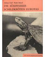 Die Süsswasserschildkröten Europas (Az európai édesvízi teknősök)